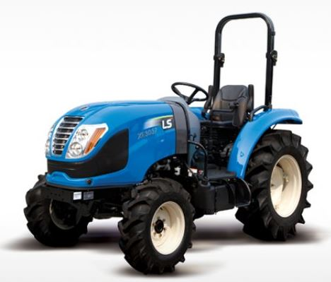 LS XR4150 ROPS Compact Tractor