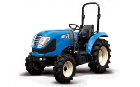 LS XR4155 ROPS Compact Tractor