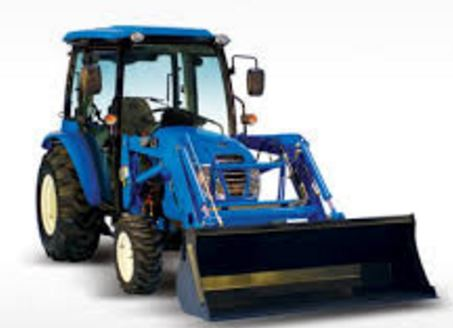 LS XR45 CABIN Compact Tractor
