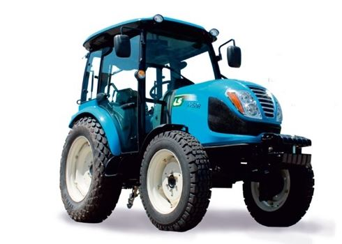 LS XR50 CABIN Compact Tractor