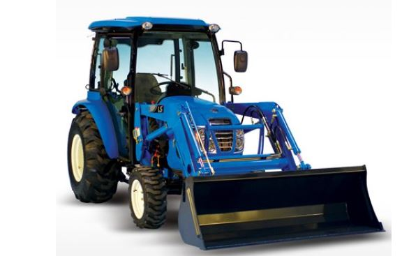 LS XR60 CABIN Compact Tractor