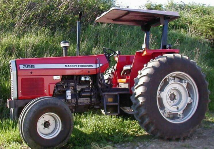 Massey Ferguson 399