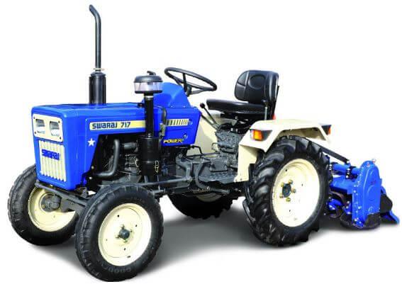 Swaraj 717 Mini Tractor