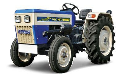Swaraj 724 XM Orchard Tractor