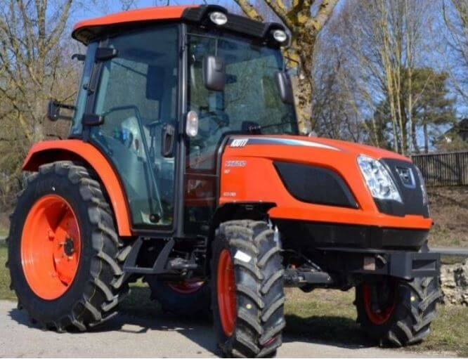 Kioti NX5510 And NX6010 Model Tractors Price List
