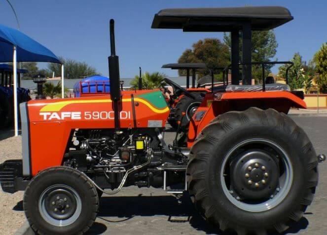 TAFE 5900 DI 2WD Tractor