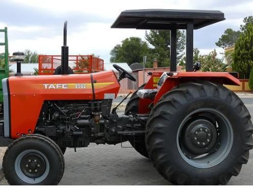 TAFE 8502 2WD Tractor