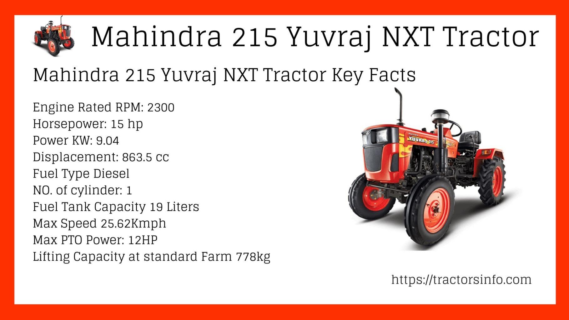Mahindra-215-Yuvraj-NXT-Tractor