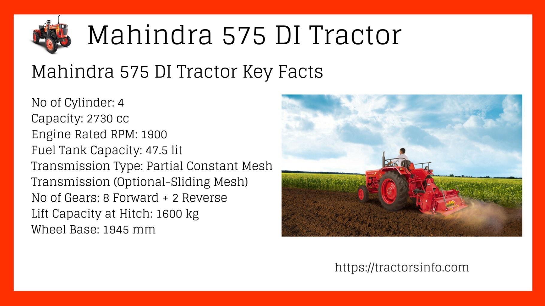 Mahindra-575-DI-Tractor