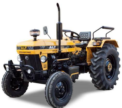 Escorts Powertrac ALT 3500 Tractor