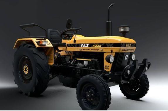 Escorts Powertrac ALT 4000 Tractor
