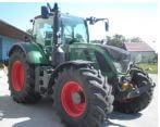 Fendt 722 Vario Tractor