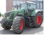 Fendt 924 Vario Tractor