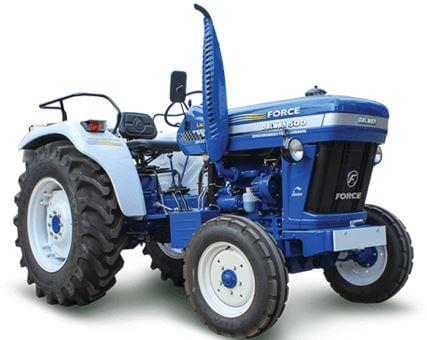 Force Motors Balwan 500 Tractor