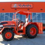 Kubota L5740 Tractor Price Front Loader Backhoe Mower Information