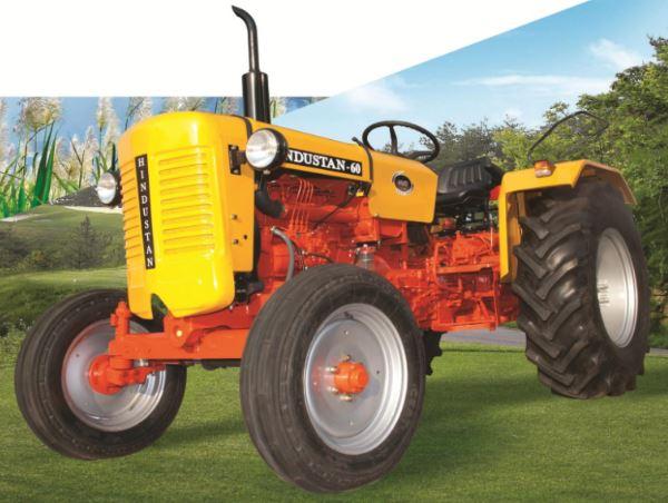 Hindustan 60 Tractor