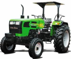 Indo Farm 4175 DI 2WD tractor