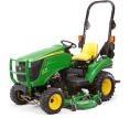 John Deere 1023E Sub-compact utility tractors