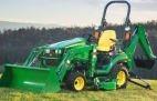 John Deere 1025R Sub-compact utility tractors