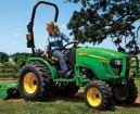 John Deere 2032R Tractor