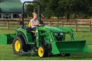 John Deere 2038R Compact Utility tractor
