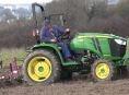 John Deere 3033R Tractor