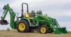 John Deere 3039R Tractor