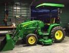 John Deere 3046R Tractor