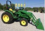 John Deere 4066M Tractor