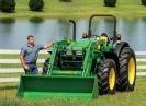 John Deere 5057M Tractor