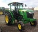 John Deere 6105D Tractor