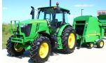 John Deere 6105E Tractor