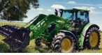 John Deere 6120R Tractor