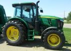 John Deere 6135E Tractor