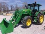 John Deere 6140D Utility Tractor