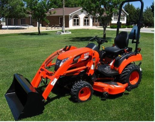 Kioti CS Series Sub-Compact Tractors Price, Specs, Engine
