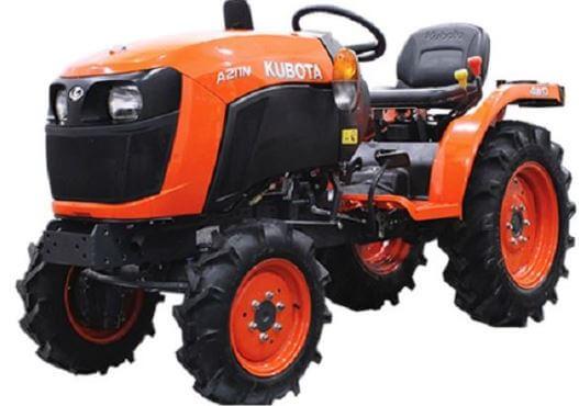 Kubota A211N 4WD Mini Tractor