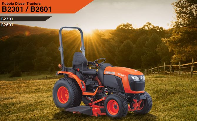 Kubota B2301 For Sale Price Review Specs Overview