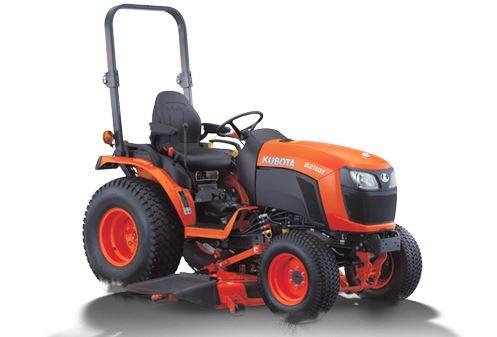 Kubota-B2301-Tractor