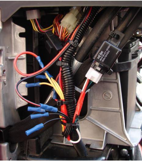 Kubota-B2601-Tractor-Electrical-System