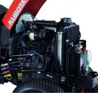 Kubota-B2601-Tractor-Engine