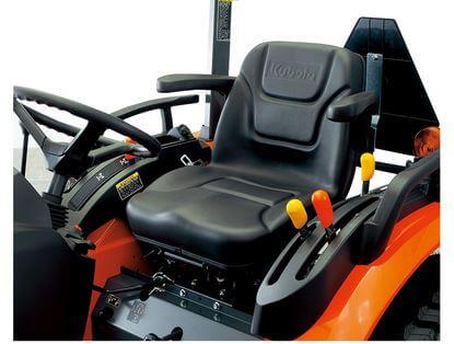 Kubota-B2650-Deluxe-Suspension-Seat