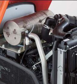 Kubota-B2650-Engine