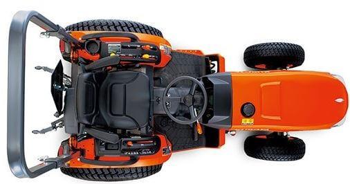 Kubota-B2650-Hydraulic-Power-Steering