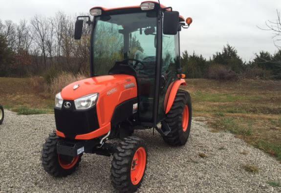 Kubota-B2650-Tractor