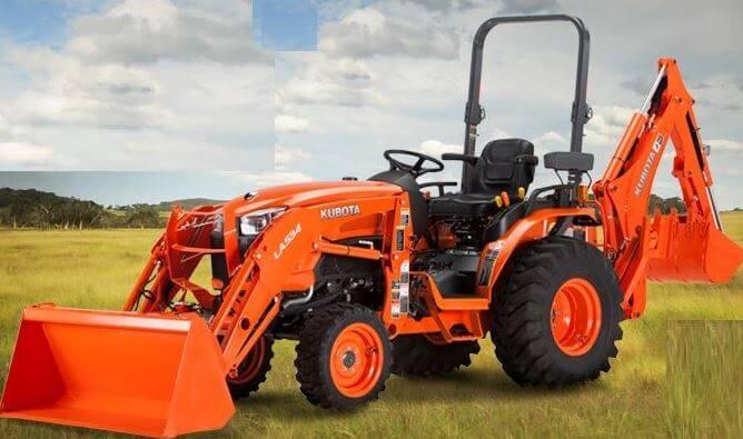 Kubota-B2650-compact-tractor
