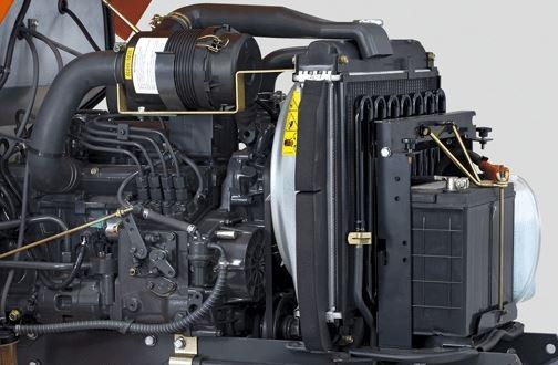 Kubota-B26TLB-Tractor-Engine