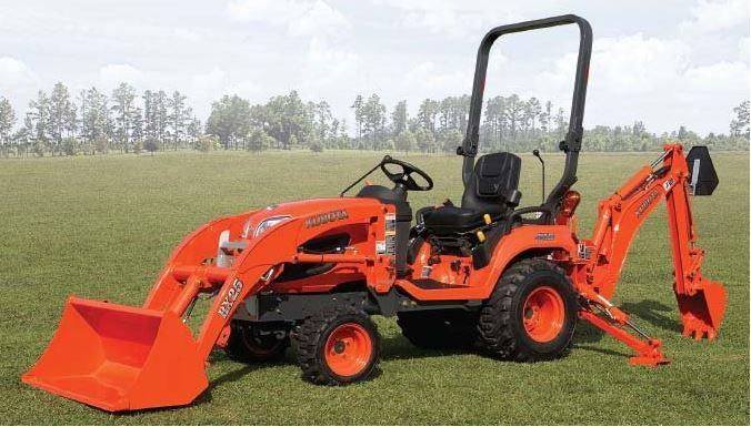 Kubota-B26TLB-Tractor-model-image