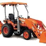 Kubota B26 TLB Tractor Information, Price and Images