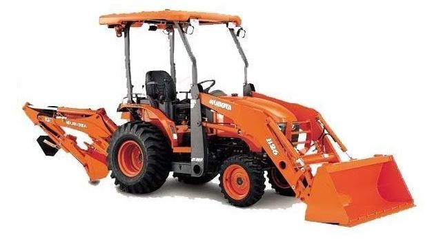 Kubota B26 Tractor Loader Backhoe Information, Features, Price